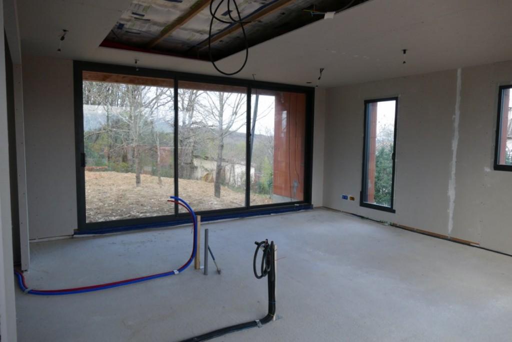 isolant pour plancher chauffant la maison de marie tom. Black Bedroom Furniture Sets. Home Design Ideas